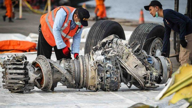 Alat Indikator Kecepatan Jt 610 Sudah Rusak Pada Penerbangan Terakhir