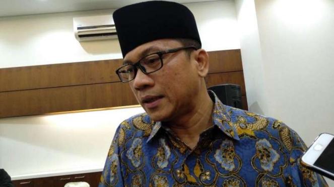 Ketua Dewan Pimpinan Pusat Partai Amanat Nasional, Yandri Susanto.