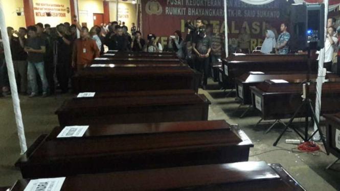 13 Korban Tragedi Lion Air Jt 610 Diserahkan Ke Keluarga