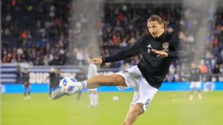 Penyerang Los Angeles Galaxy, Zlatan Ibrahimovic