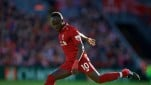 Winger Liverpool, Sadio Mane