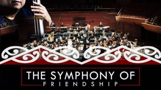 Gita Gutawa Siap Manggung Di Konser The Symphony Of Friendship