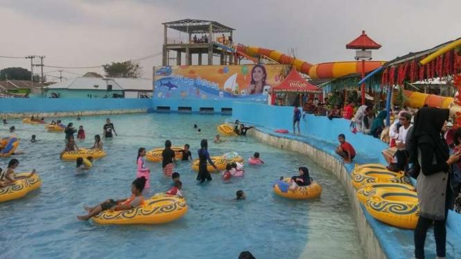 Ilustrasi Waterpark