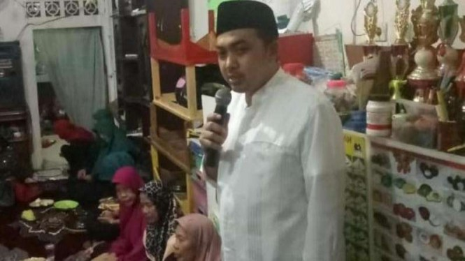 Politikus Partai Persatuan Pembangunan, Ady Muzadi.