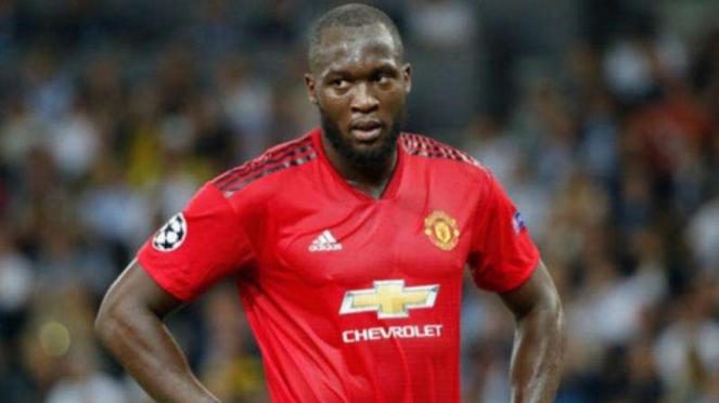 Pemain Manchester United, Romelu Lukaku
