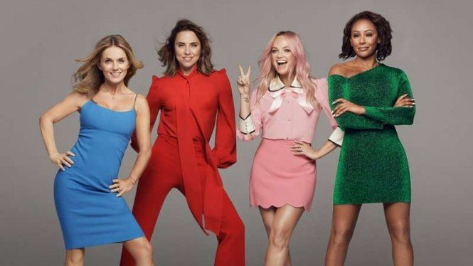 Spice Girls reuni