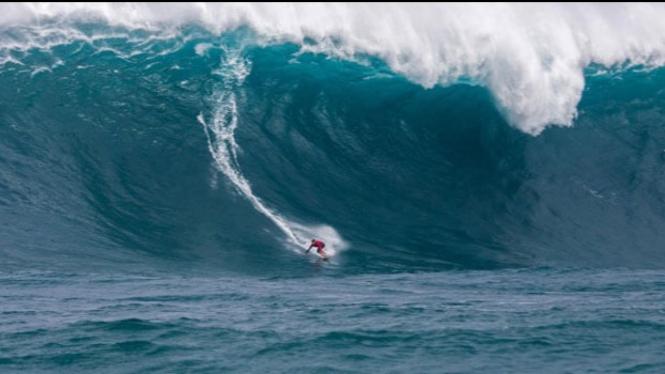 Wisata Lampung, Surfing.
