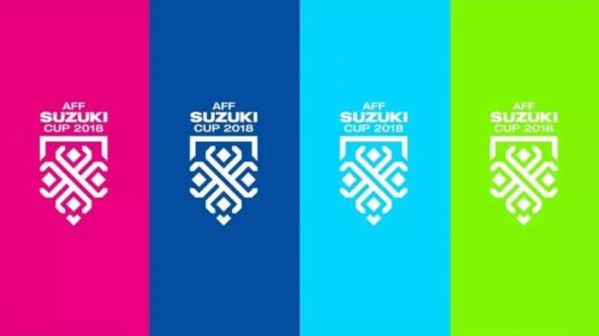 Logo baru turnamen Piala AFF edisi tahun 2018