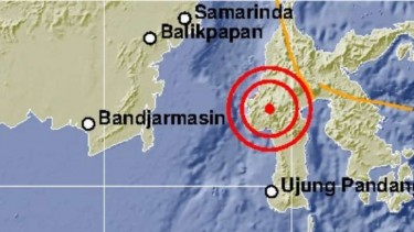 Gempa 5,2 SR di Sulawesi Barat Sebabkan 2 Orang Pingsan