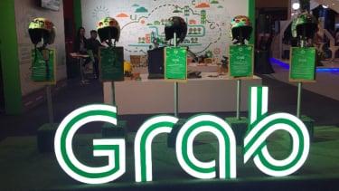 Logo Grab.