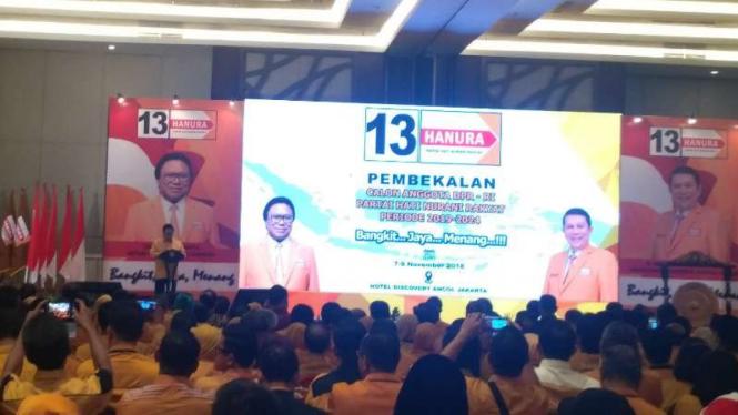 Alasan Oso Dukung Jokowi: Sama-sama Orang Daerah