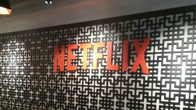 Kantor Netflix di Singapura.