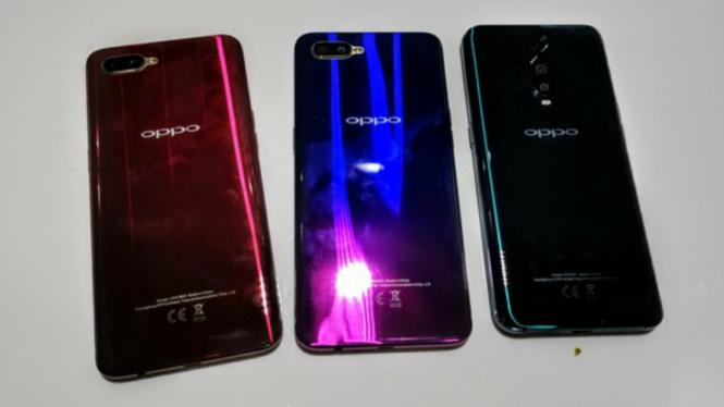 Oppo RX17 Pro dan Neo