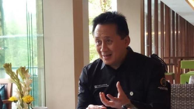 Kepala Badan Ekonomi Kreatif (Bekraf) RI, Triawan Munaf