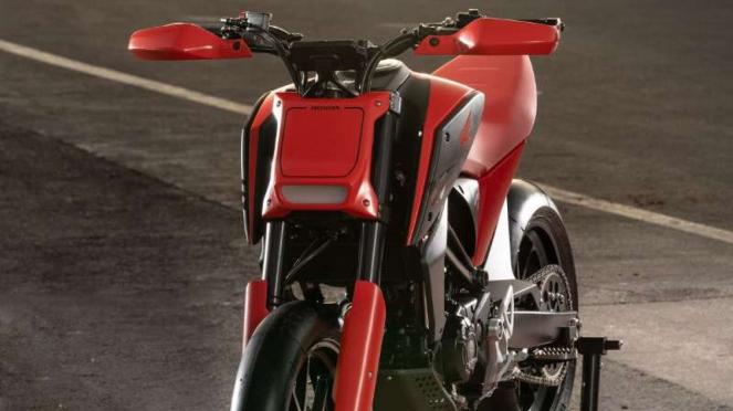 Motor konsep Honda CB125M