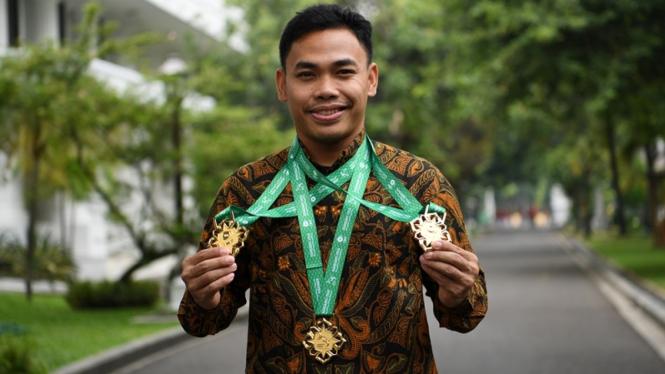 Lifter Indonesia, Eko Yuli Irawan diundang ke Istana Presiden