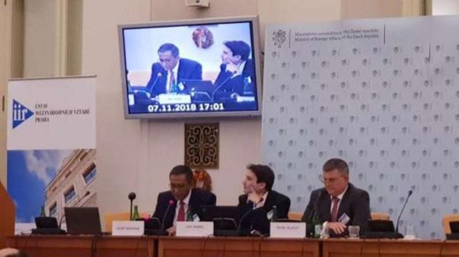 Konferensi Internasional Lintas-Kepercayaan dan Lintas-Budaya di Republik Ceko