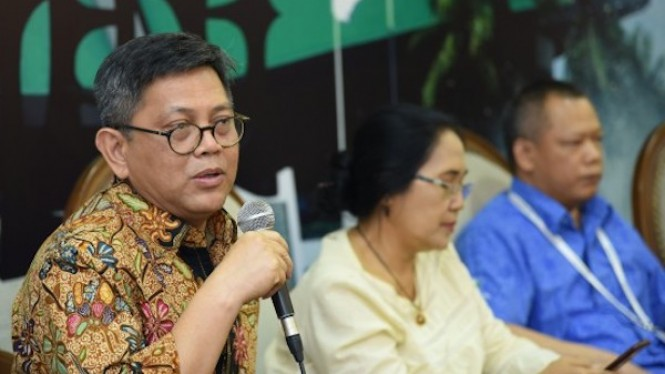 Anggota Komisi III DPR RI Taufiqulhadi.