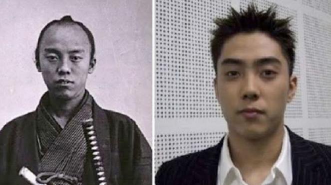 Eun Ji Won dan pendekar Samurai Jepang