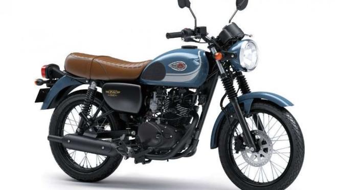 Kawasaki W175 warna baru