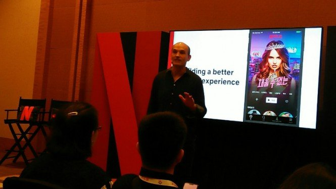 Vice President of Product Netflix, Todd Yellin