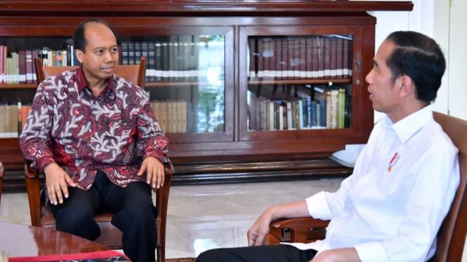 Kalimat Prinsip Sutopo yang Selalu Dikenang Jokowi