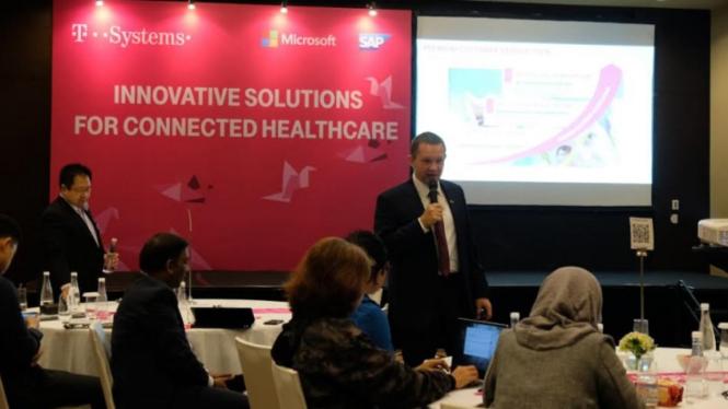 T-system solusi internet of Things untuk industri kesehatan