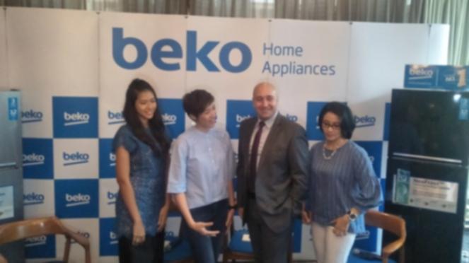 Generasi Sandwich dalam peluncuruan Beko Home appliances