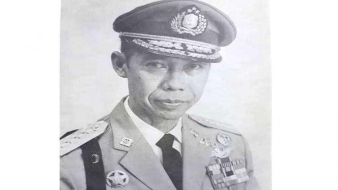 Mantan Kapolri Jenderal Hoegeng Iman Santoso
