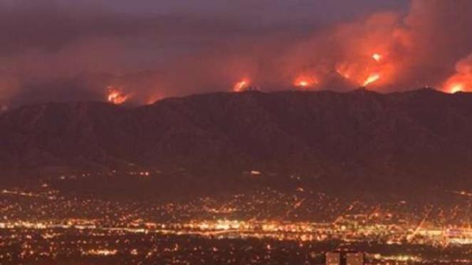 California dilalap Api.