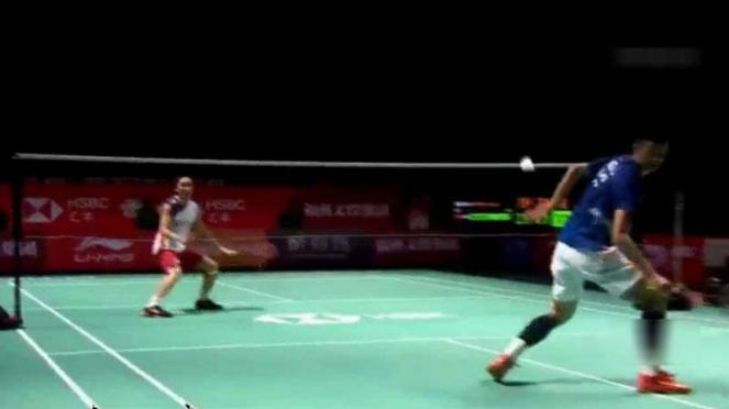Chen Long vs Kento Momota.