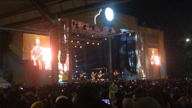 Padi Reborn di 90's Festival