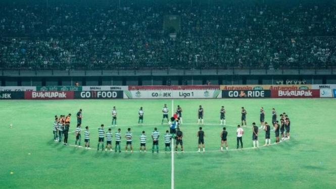 Bintang Persebaya Dedikasikan Gol Untuk Korban 'surabaya Membara' – Viva