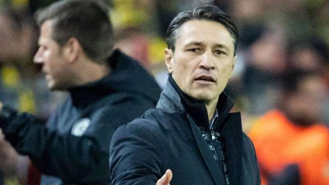 Pelatih Bayern Munich, Niko Kovac.