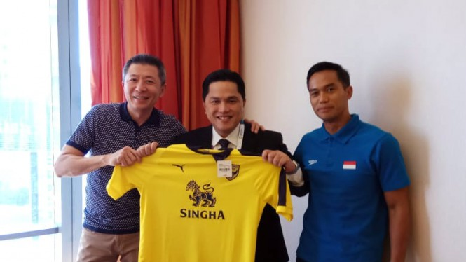 Erick Thohir Dan Anindya Bakrie Miliki Klub Inggris Oxford United – Viva