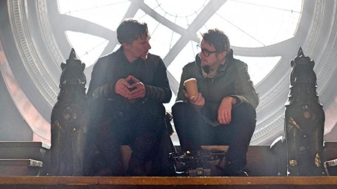 Scott Derrickson, Sutradara Doctor Strange