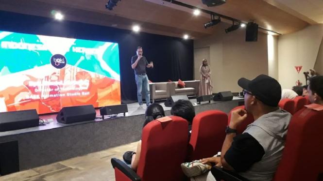 Animator The Avengers Kumpul di Tangerang