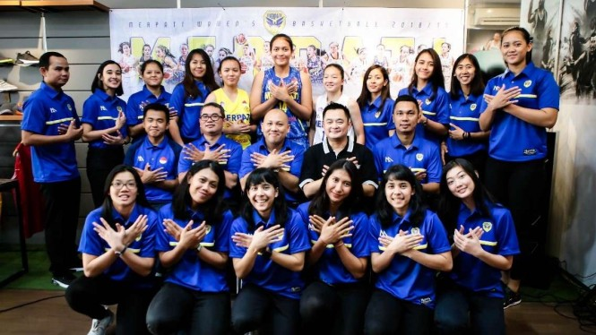 Sambut Musim Baru, Merpati Bali Wajib Juara Srikandi Cup
