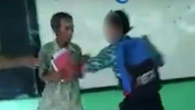 Viral video murid bully guru di Kendal