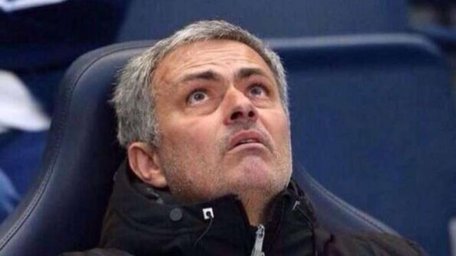 Mantan Manajer Chelsea, Jose Mourinho.