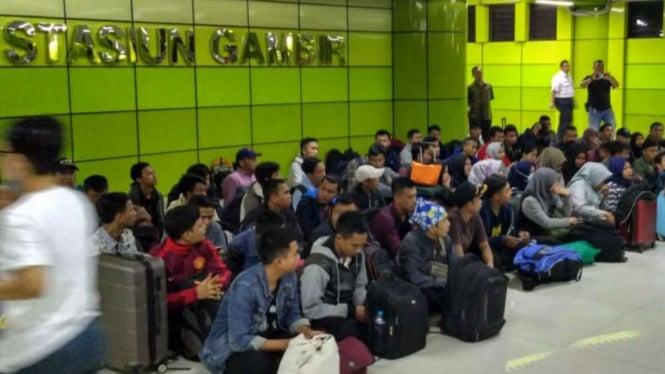 Hoax Lowongan Kerja Pt Kai Tipu Ratusan Korban, 3 Orang Dilaporkan