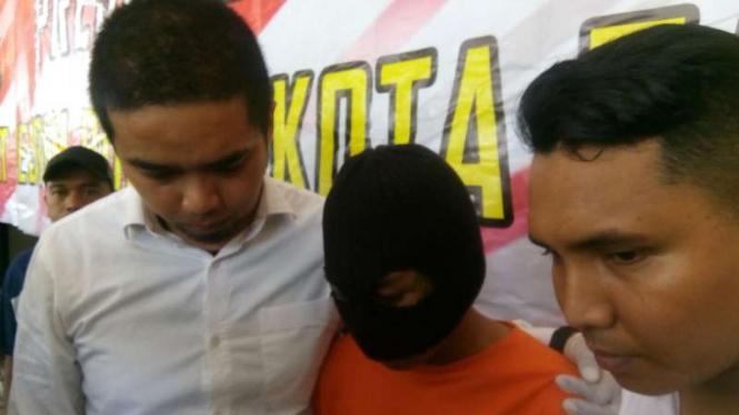 Pembunuh Sopir Grab Mengaku Terpaksa Bunuh Korban