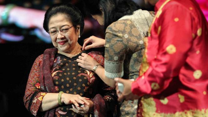 Mantan Presiden Indonesia, Megawati Soekarnoputri