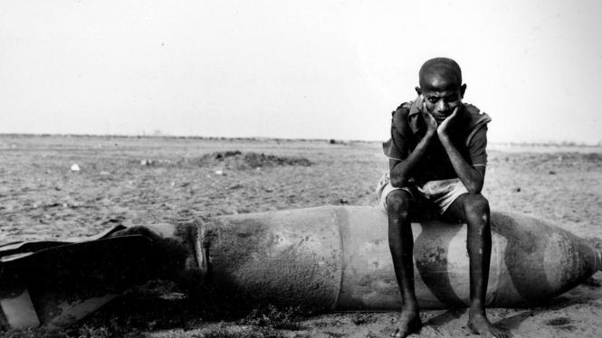 10 Foto Perang Paling Menyedihkan