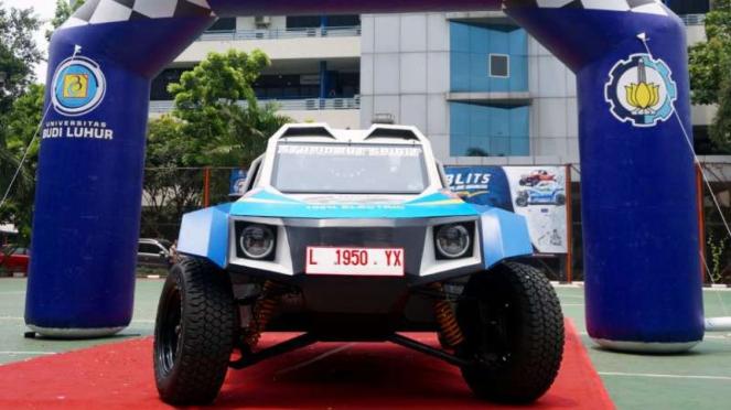 Mobil listrik Blits
