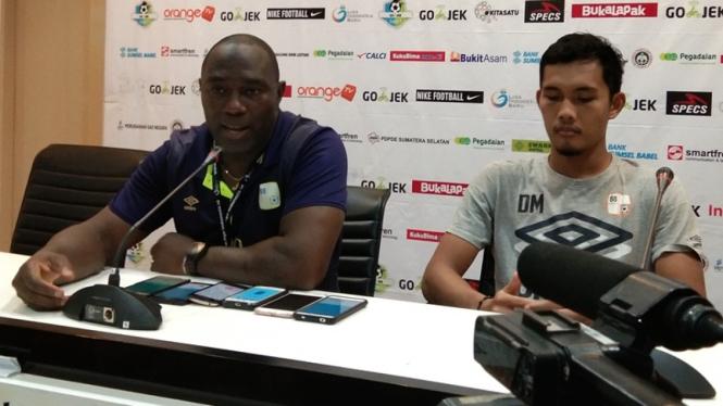 Dikalahkan Sriwijaya Fc, Pelatih Barito Putera: Main Separuh Lapangan