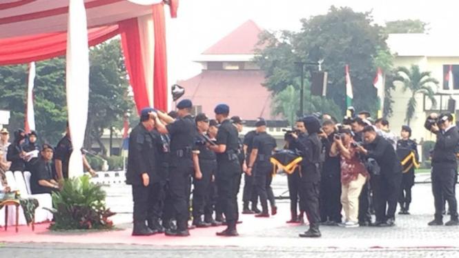 Bos Mayapada Grup jadi warga kehormatan Brimob
