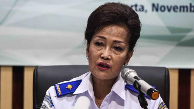 Dirjen Perhubungan Udara Kementerian Perhubungan, Polana Banguningsih Pramesti