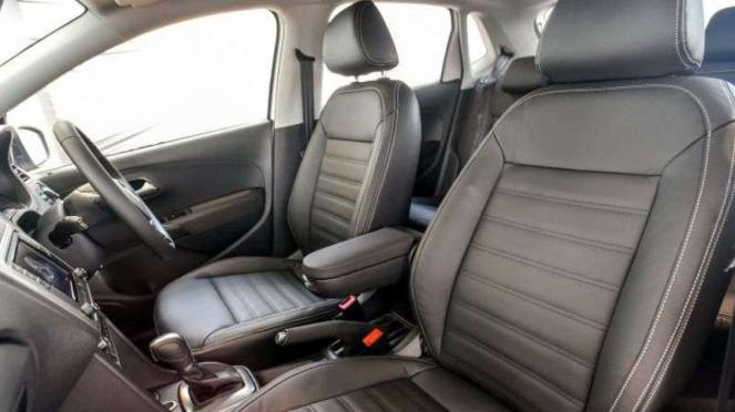 Interior VW Polo edisi khusus