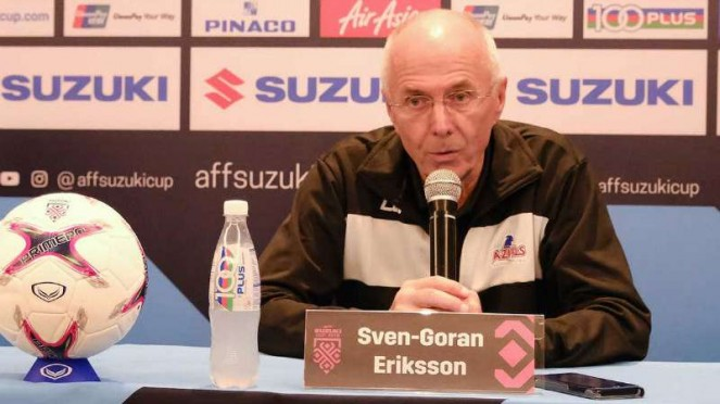Pelatih Filipina, Sven-Goran Eriksson